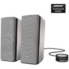 Deals, Discounts & Offers on Electronics - Bose Companion  Laptop/Desktop Speaker