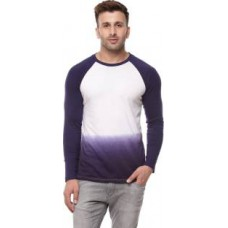 Deals, Discounts & Offers on Men Clothing - Gritstones Solid  Round Neck T-Shirt