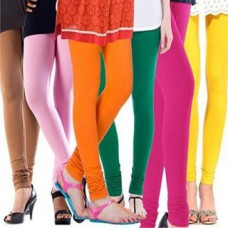 Deals, Discounts & Offers on Women Clothing - Flat 68% off on Leggings pack of 6 for girls