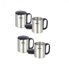 Deals, Discounts & Offers on Home Appliances - Flat 52% off on Pigeon Coffee Mug Set