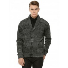 Deals, Discounts & Offers on Men Clothing - ZOBELLO Space Dyed Shawl Collar Cardigan