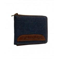 Deals, Discounts & Offers on Men - Honeybadger Denim Zipper Wallet