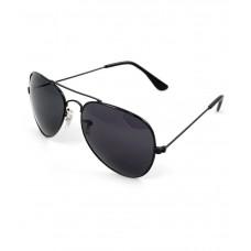 Deals, Discounts & Offers on Men - Magjons Trendy Black Metal Sunglasses