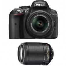 Deals, Discounts & Offers on Cameras - Nikon VR II Kit Lenses
