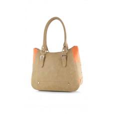 Deals, Discounts & Offers on Women - Flat 54% off on Butterflies Beige Pu Handbag