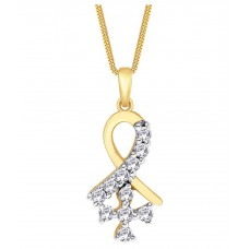 Deals, Discounts & Offers on Earings and Necklace - Rivaaz 18Kt BIS Hallmarked Yellow Gold Pendant