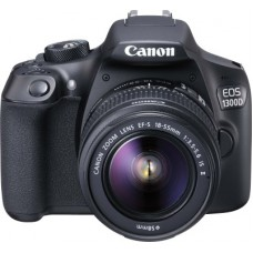 Deals, Discounts & Offers on Cameras - Canon EOS 1300D Kit DSLR Camera