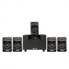 Deals, Discounts & Offers on Electronics - Flow Rok Box Bluetooth Powered 5.1 Home Theater  Audio Speaker System