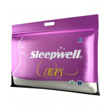 Deals, Discounts & Offers on Home Appliances - Sleepwell Curves Pillow