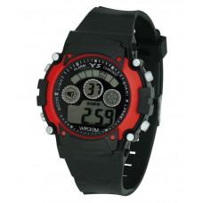 Deals, Discounts & Offers on Men - Claro Black Digital Watch