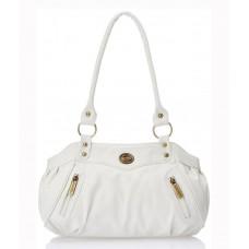Deals, Discounts & Offers on Women - Fostelo White Shoulder Bag