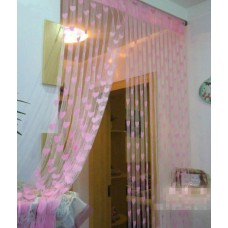 Deals, Discounts & Offers on Home Appliances - HomeZaara Set of 2 Door Eyelet Curtains