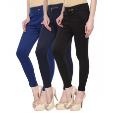 Deals, Discounts & Offers on Women Clothing - Rakshita's Collection  Cotton Lycra Jeggings