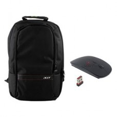 Deals, Discounts & Offers on Computers & Peripherals - Acer laptop Bag and Wireless Mouse Combo