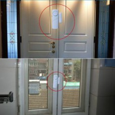 Deals, Discounts & Offers on Home Appliances - Kawachi Entry Wireless Door Window Safety Contact Magnetic Security Alarm