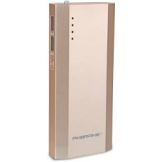Deals, Discounts & Offers on Power Banks - Flat 61% off on Ambrane  Power Bank