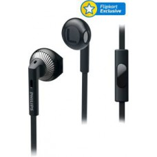 Deals, Discounts & Offers on Mobile Accessories - Flat 12% off on Philips  Wired Headset