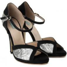 Deals, Discounts & Offers on Foot Wear - Flat 20% off on Catwalk Black Heels