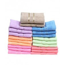 Deals, Discounts & Offers on Home Appliances - Indian Online Mall Soft Touch Face Towel Set