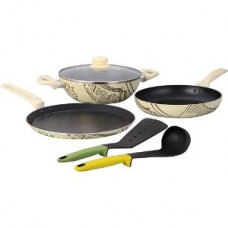 Deals, Discounts & Offers on Home & Kitchen - Wonderchef Picasso Cookware Set
