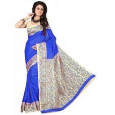 Deals, Discounts & Offers on Women Clothing - Flat 70% off on DesiButiks Royal  Khadi Cotton Saree
