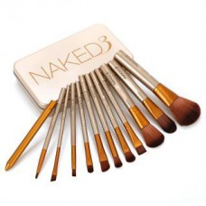 Deals, Discounts & Offers on Health & Personal Care - Urban Decay Naked3 Cosmetic Makeup Brush Set