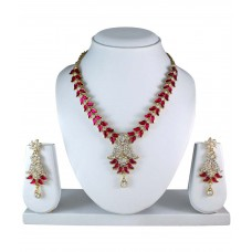 Deals, Discounts & Offers on Women - Atasi International Alloy Bridal Necklace Set