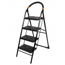 Deals, Discounts & Offers on Furniture - Cipla Plast Folding Ladder with Wide Steps