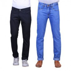 Deals, Discounts & Offers on Men Clothing - Flat 52% off on Denim Mid Rise Jeans