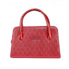 Deals, Discounts & Offers on Women - Kiara Red Non Leather Handbag