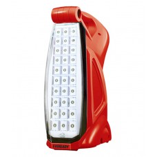 Deals, Discounts & Offers on Electronics - Eveready  Rechargeable Emergency Light Red
