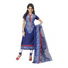 Deals, Discounts & Offers on Women Clothing - Janasya  Polyester Printed Unstiched Dress Material