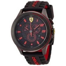 Deals, Discounts & Offers on Men - Ferrari Scuderia Chronograph Analog Display Wrist Watch