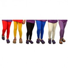 Deals, Discounts & Offers on Women Clothing - Aashish Fabrics - Kids Leggings