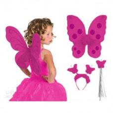 Deals, Discounts & Offers on Kid's Clothing - Flat 60% off on MID AGE Butterfly Wings