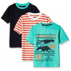 Deals, Discounts & Offers on Men Clothing - Flat 50% off on Boys' T-Shirt