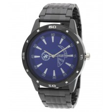 Deals, Discounts & Offers on Men - Flat 97% off on Greenwich Polo Club Black Analog Watch
