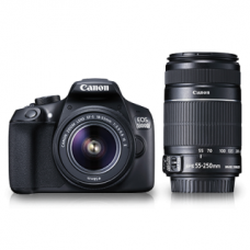 Deals, Discounts & Offers on Cameras - Flat 26% off on Canon EOS 1300D 18MP Digital SLR Camera