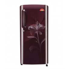 Deals, Discounts & Offers on Home Appliances - LG 190 LTR 5 Star GL-B201ASLN Direct Cool Refrigerator