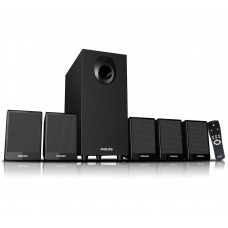 Deals, Discounts & Offers on Electronics - Philips 5.1 Multimedia Speakers