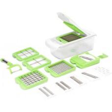 Deals, Discounts & Offers on Home & Kitchen - Amiraj Vegetable Unbreakable 12 In 1 Chopper