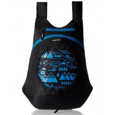 Deals, Discounts & Offers on Accessories - Gear Black and Blue Backpack