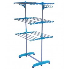 Deals, Discounts & Offers on Accessories - Kawachi Stainless Steel Power Dryer Easy Cloth Drying Stand