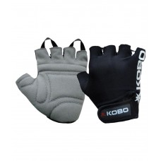 Deals, Discounts & Offers on Accessories - Kobo Black Fitness Gloves
