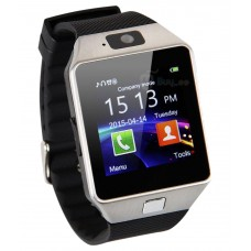Deals, Discounts & Offers on Accessories - Life Like DZ09 Bluetooth Smart Watch - Silver