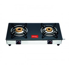 Deals, Discounts & Offers on Home Appliances - Surya Accent 2Br Mini Glass Top