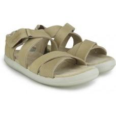 Deals, Discounts & Offers on Foot Wear - Woodland Men Beige Sandals offer