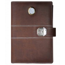 Deals, Discounts & Offers on Men - Spartan Leather Executive Notebook with Calculator
