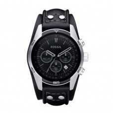 Deals, Discounts & Offers on Men - Flat 23% off on Fossil  Coachman Analog Watch