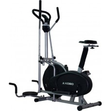 Deals, Discounts & Offers on Sports - Kobo Orbitrac Elliptical with Twister Upright Exercise Bike